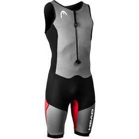 Head Swimrun MyBoost Lite Wetsuit Dam black/silver/red